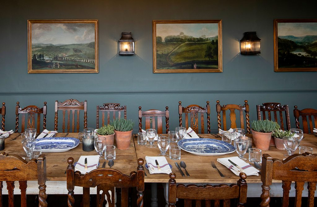 Georgie Pearman-The-Talbot-feasting-room
