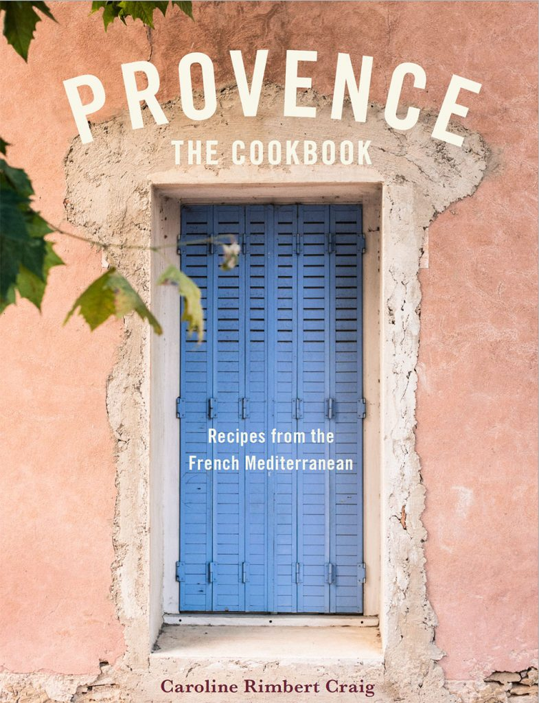 Provence-by Caroline Rimbert Craig book-jacket