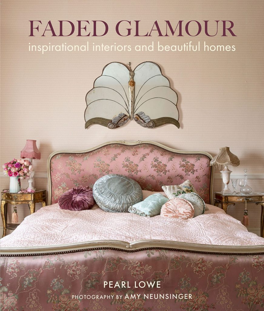 Faded-Glamour by Pearl Lowe-book-jacket