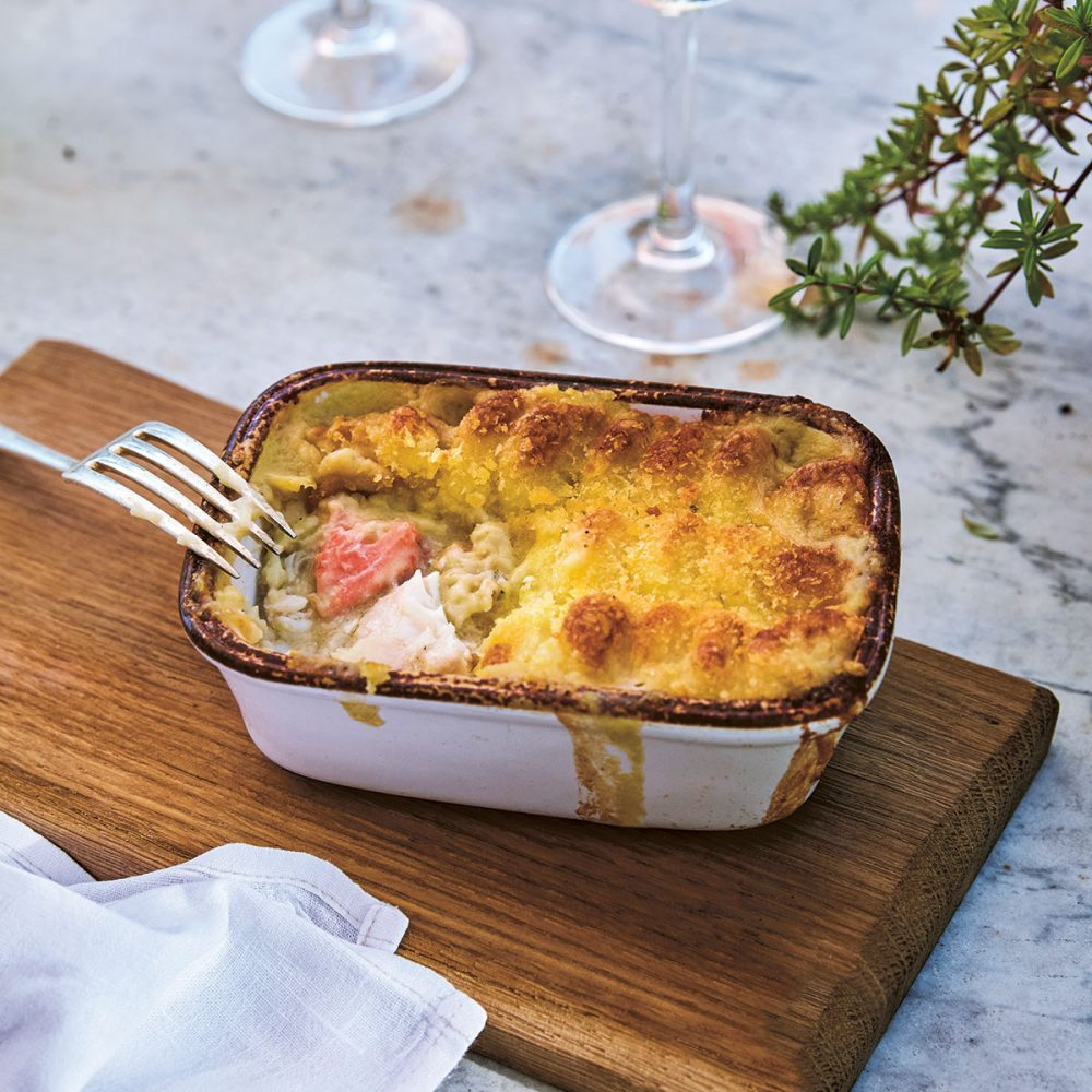 The Pig's Proper Fish Pie