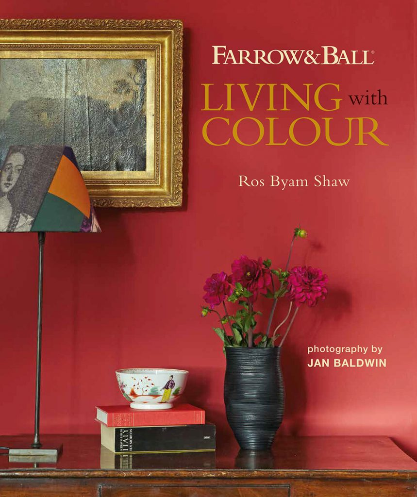 Farrow and Ball Living-With-Colour-book jacket