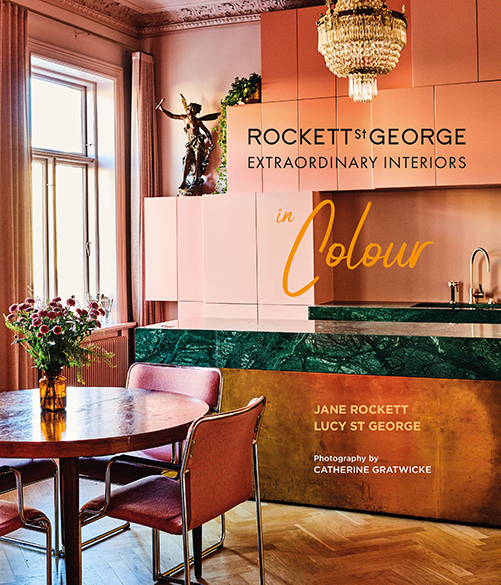 Rockett St George Extraordinary Interiors  in Colour by Jane Rockett and Lucy St George published by Ryland, Peters & Small