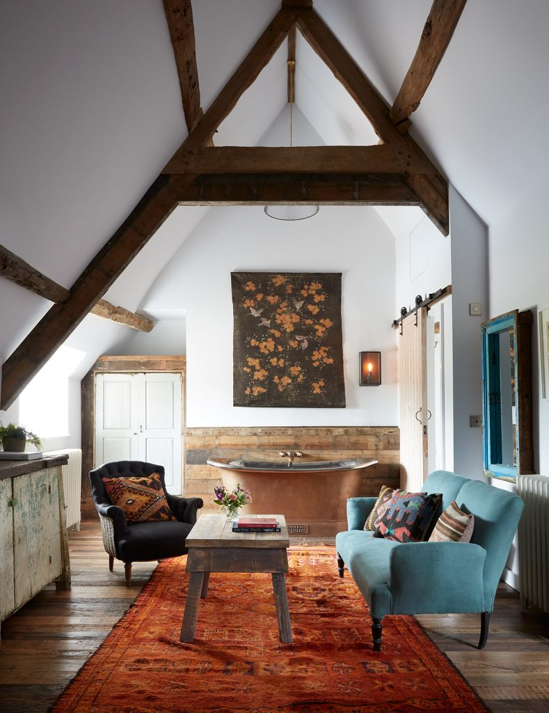 Artist Residence Oxford Farmhouse Suite