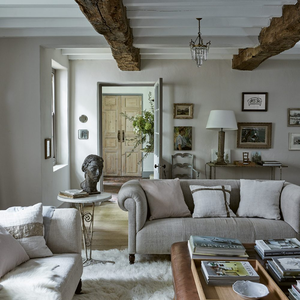 A Serene and Soulful Farmhouse in the East Sussex Countryside
