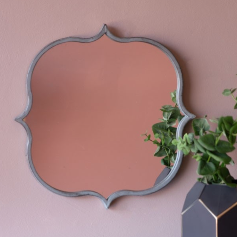 Marrakech mirror, £36, Rockett St George