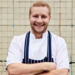 Portrait of Shaun-Searley_Chef at the Quality Chop House in London. Photographer-Katie-Wilson