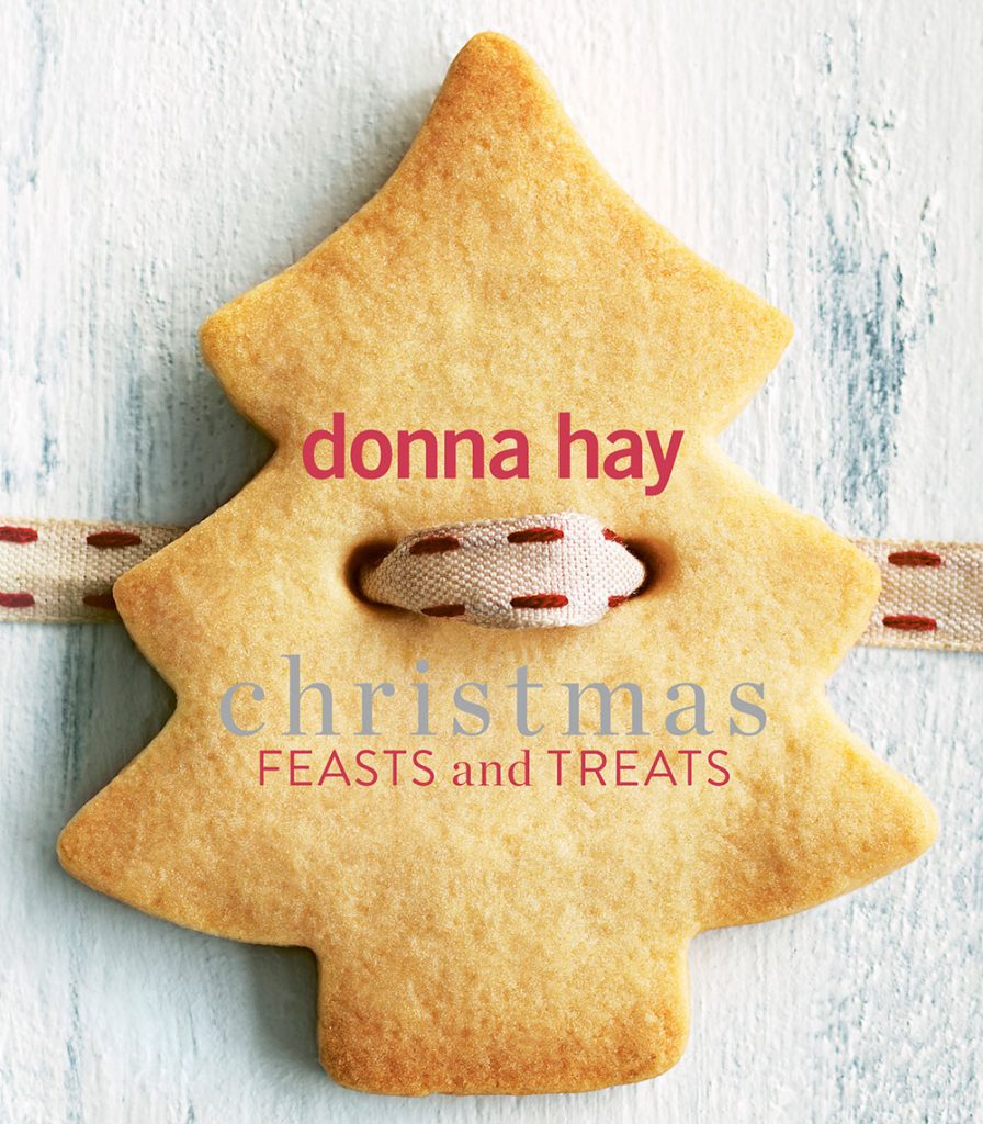 Donna Hay Christmas Feasts and Treats book jacket