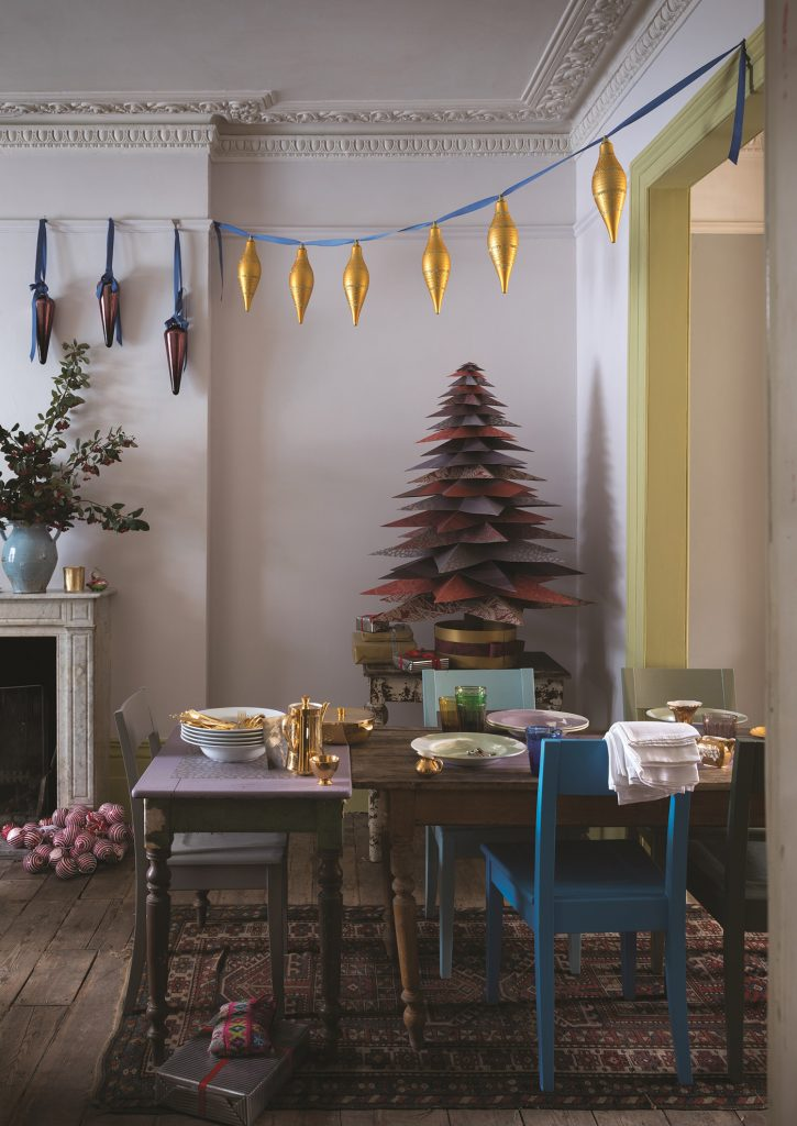 Farrow & Ball Christmas Tree