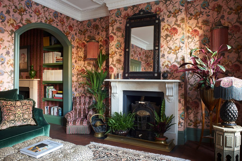 House of Hackney front sitting room