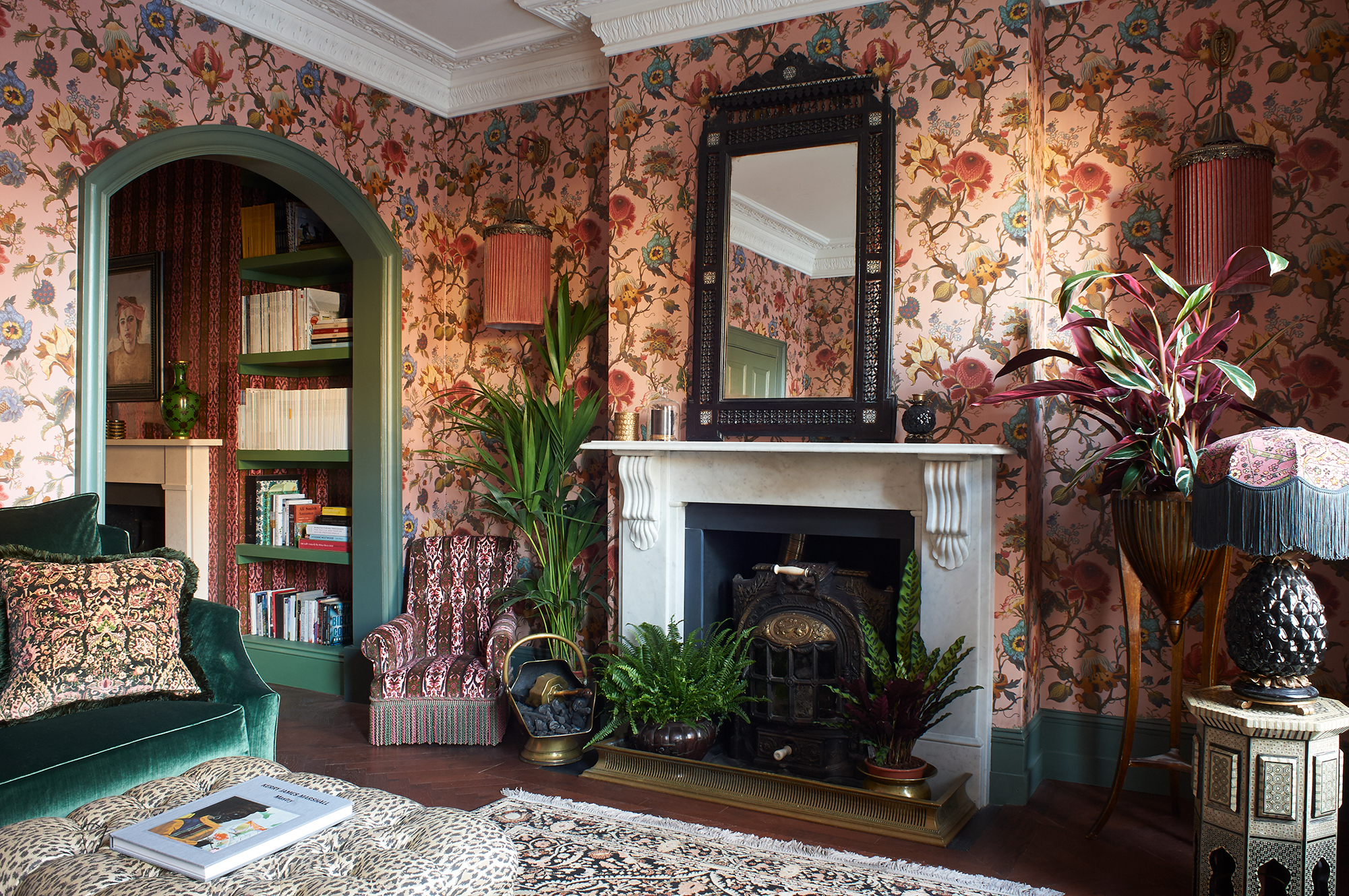 The House that Hackney Built • The Home Page