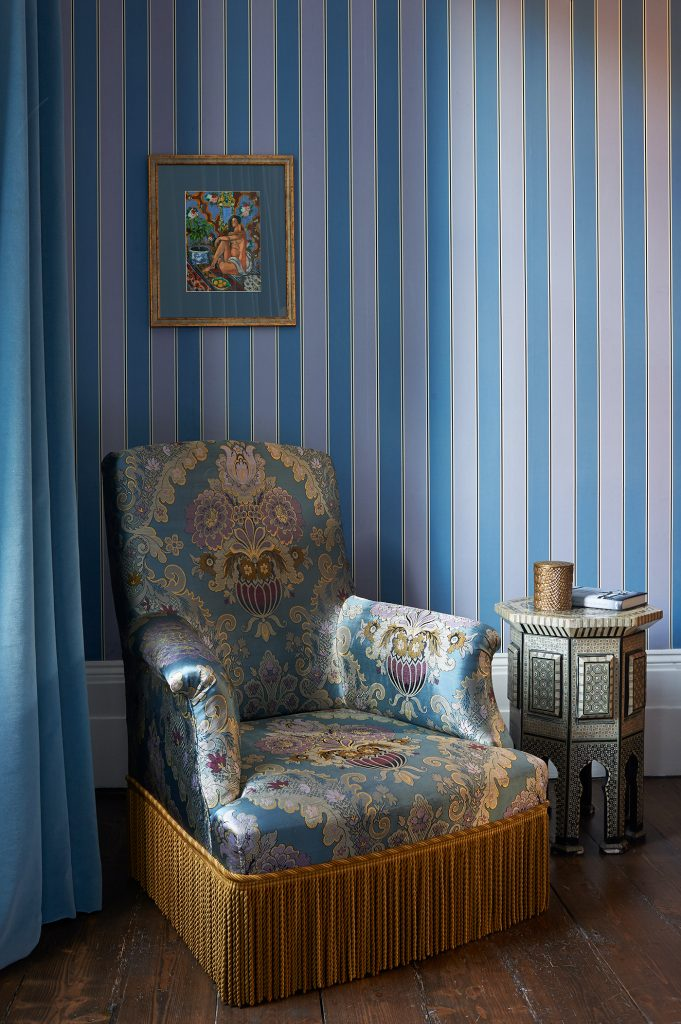 House of Hackney master bedroom