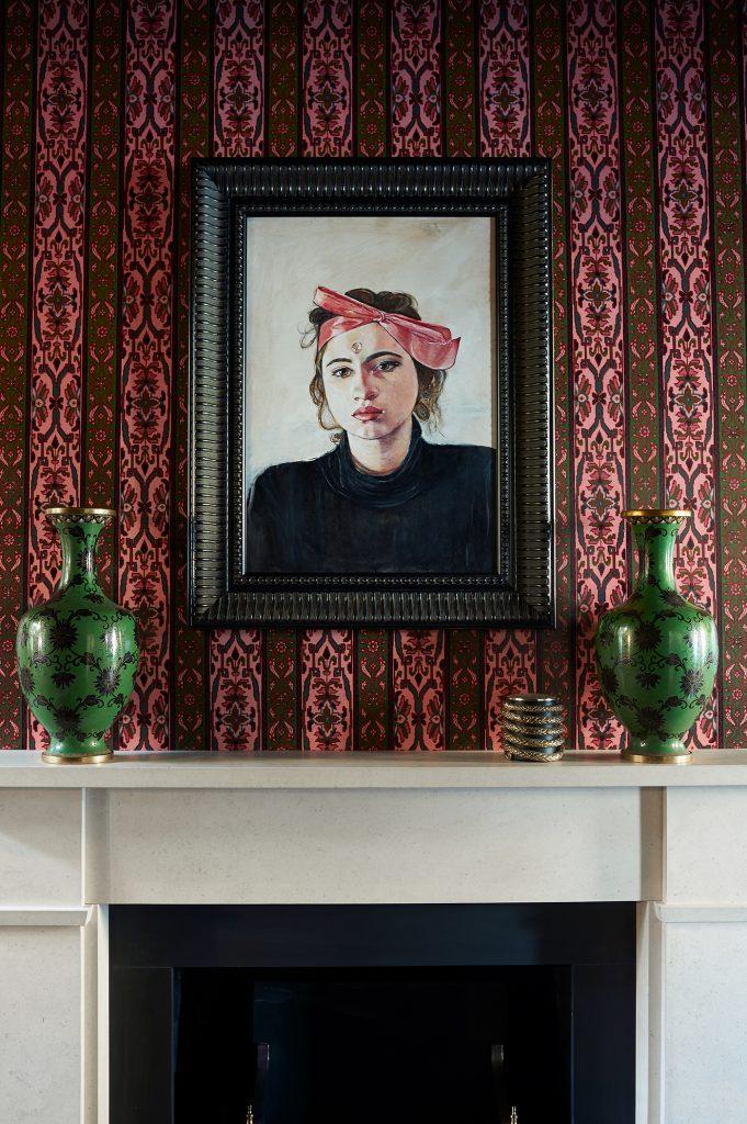 House of Hackney snug portrait