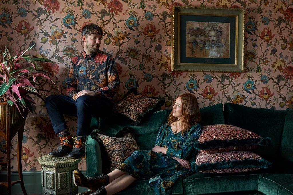 Javvy M Royle & Frieda Gormley House of Hackney