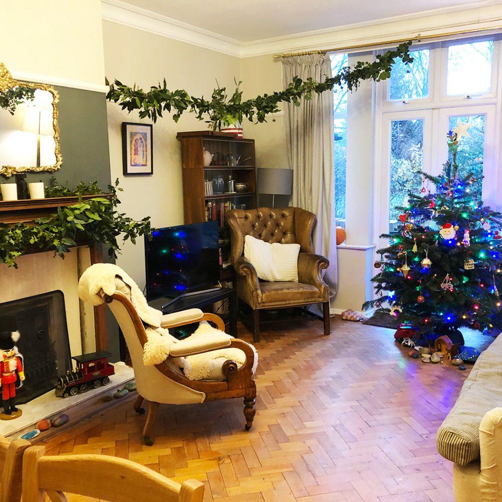 Christmas at the Vicarage