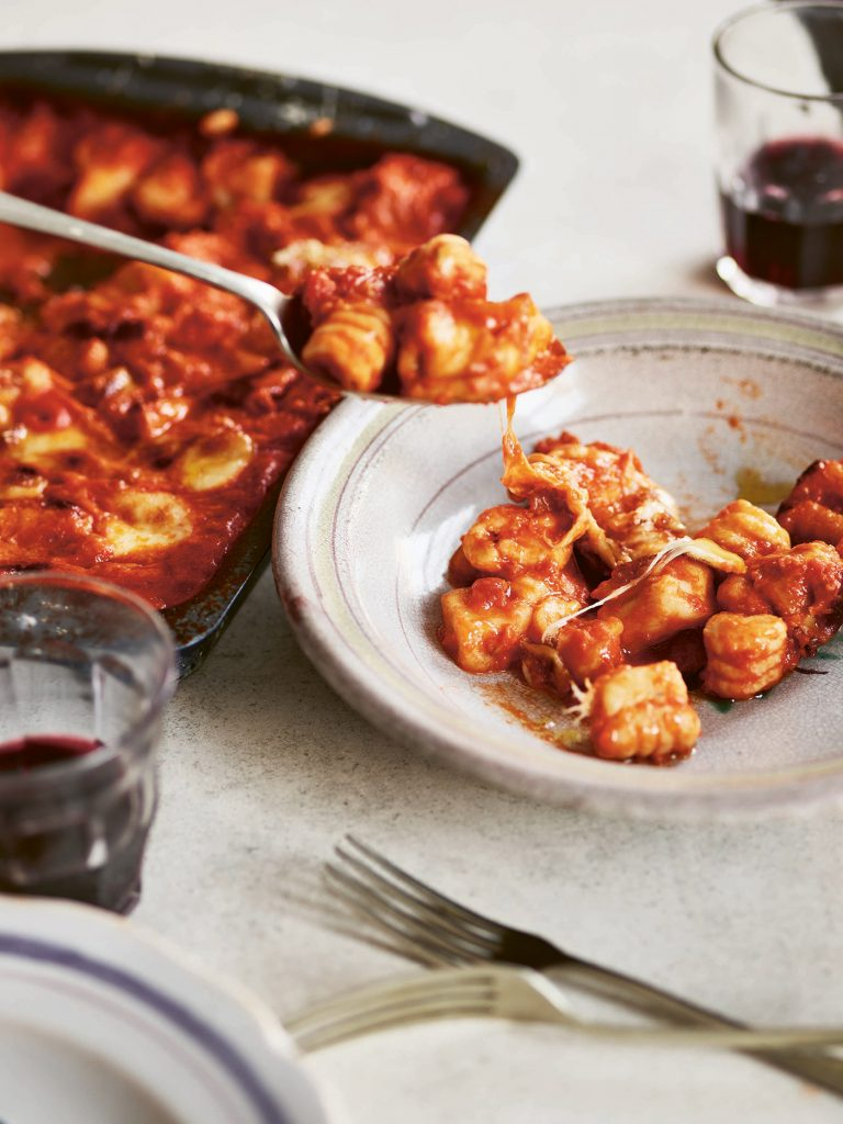 Giusy's N'dunderi Tomato Sauce Gnocchi Pasta Grannies © Emma Lee