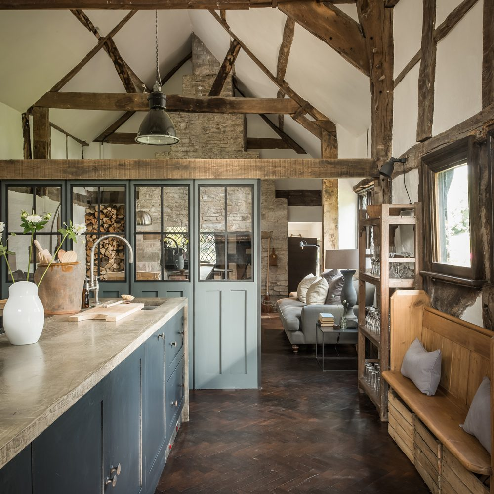 The Storied and Stylish Herefordshire Holiday Home