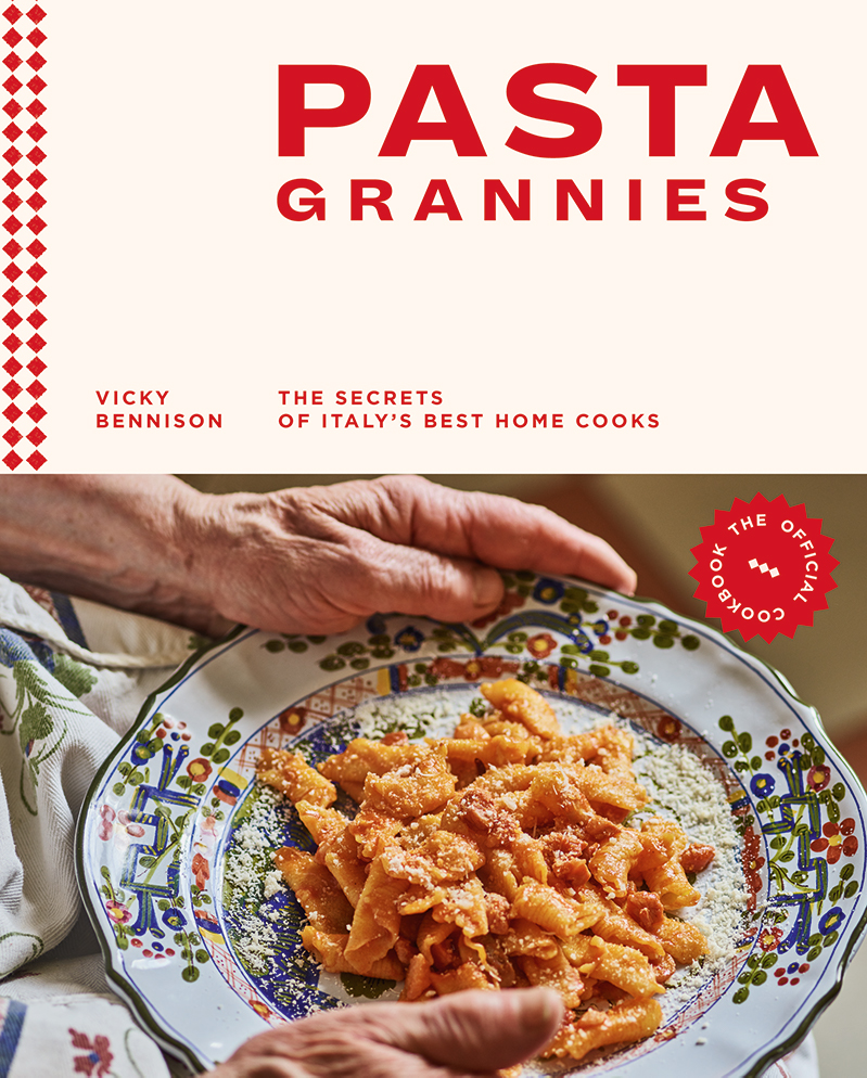 Pasta Grannies book jacket