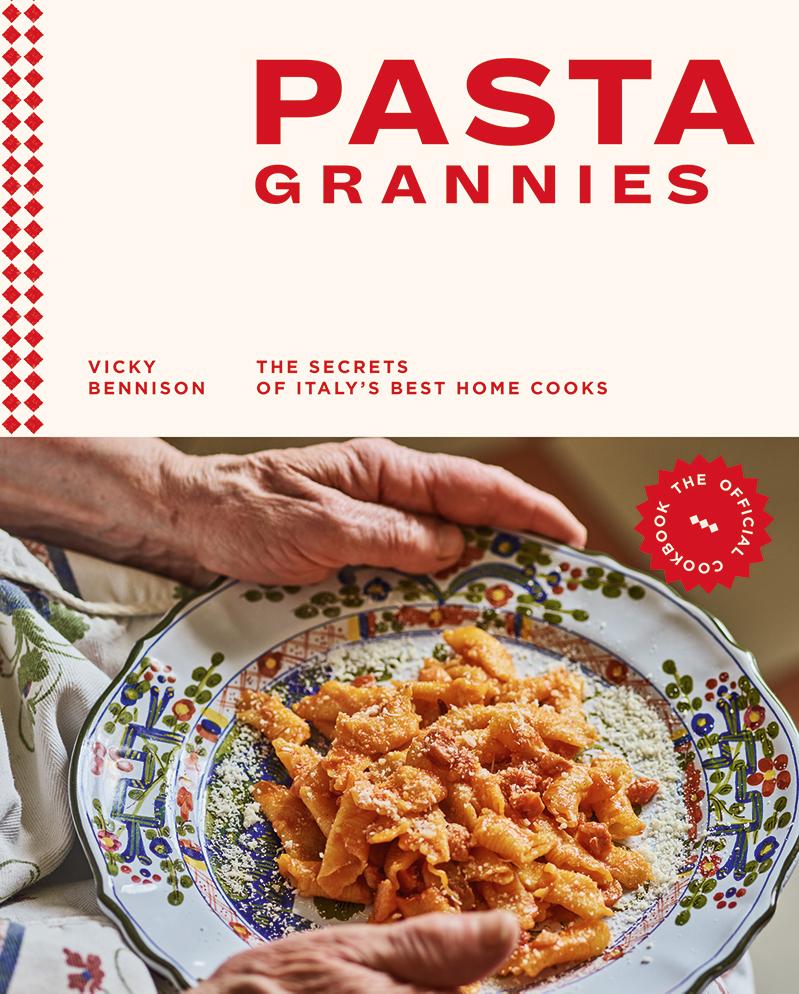 Pasta Grannies book jacket
