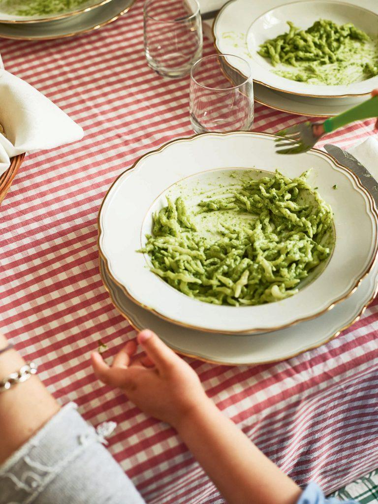Rosetta Trofie Pasta Grannies