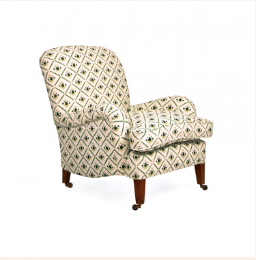 Sofia Armchair in Moss, Pome! by Ceraudo