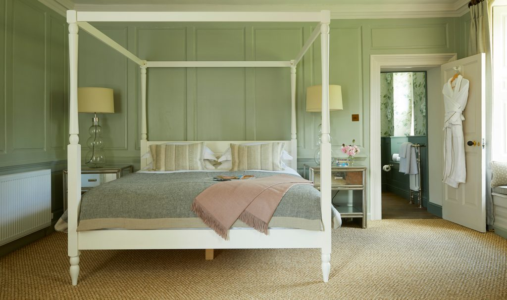The Rectory Hotel Bedroom Suite