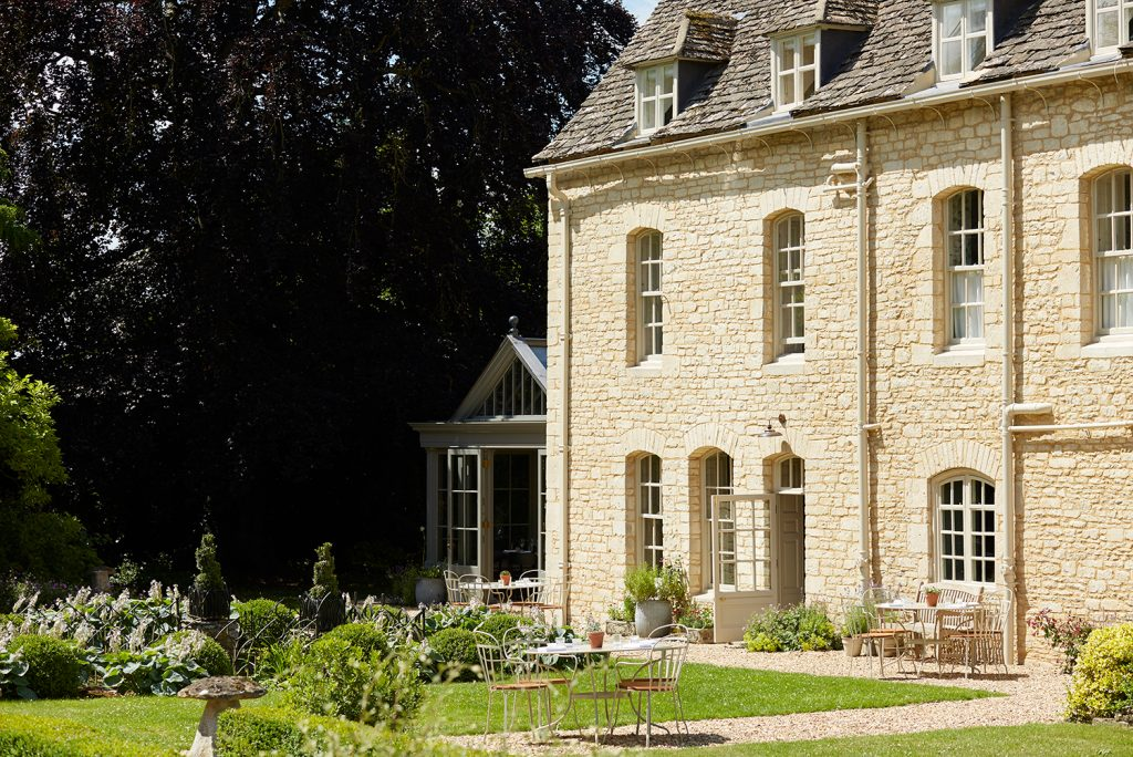 The Rectory Hotel Cotswolds exterior