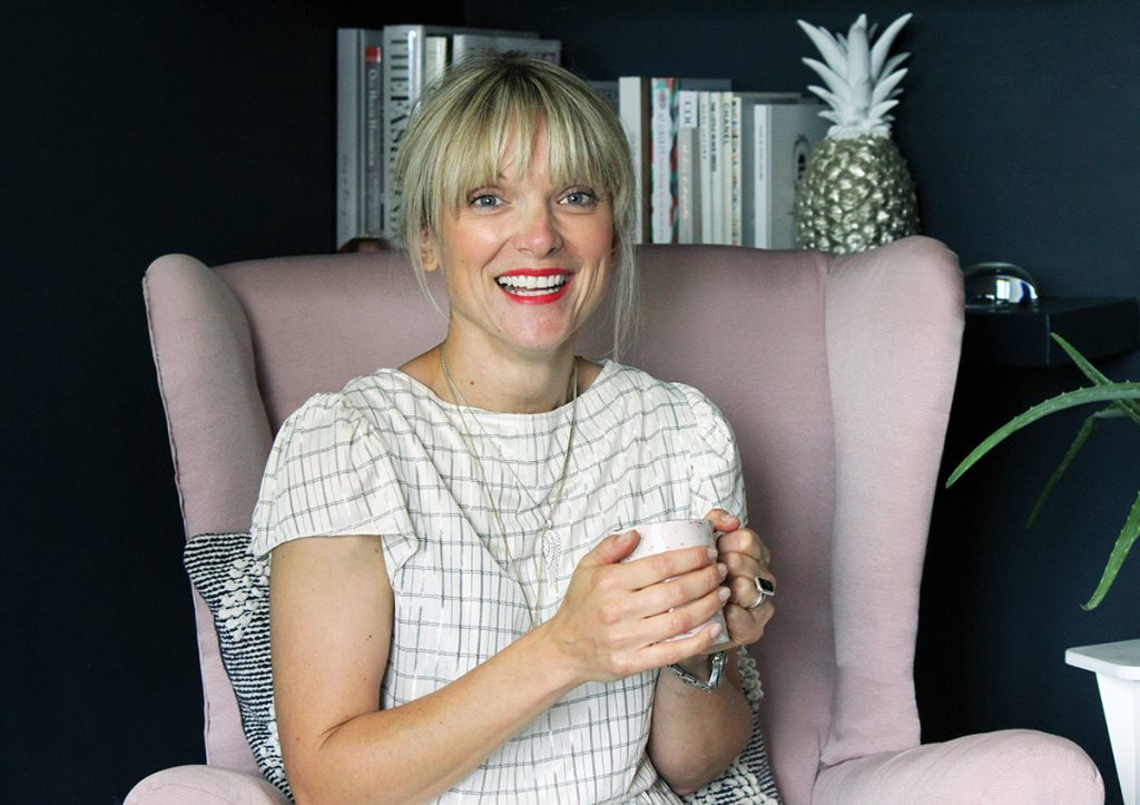 Amy Hemmings-Batt, Founder of Coco and Wolf, Somerset, UK