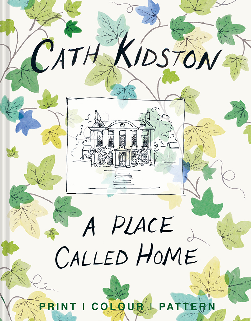 'A Place Called Home' by Cath Kidston book jacket