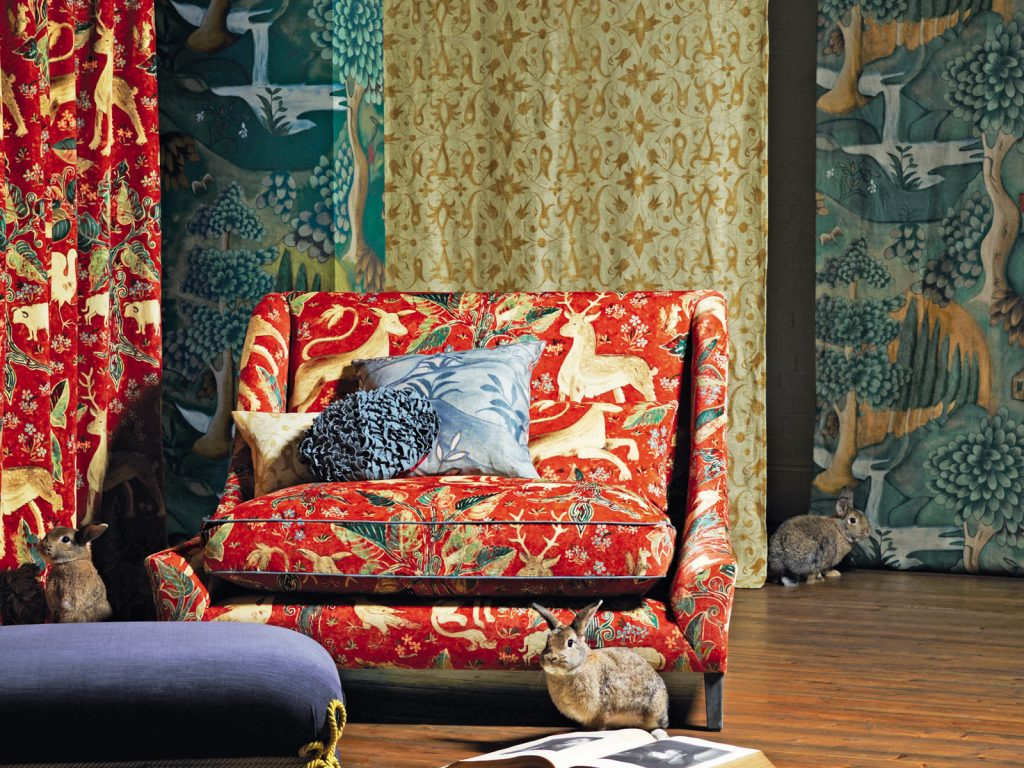 Arden collection for Zoffany