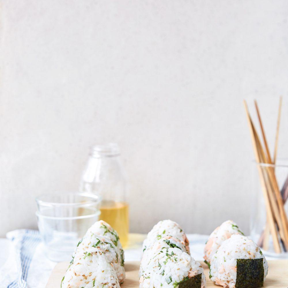 Aya Nishimura's Onigiri (Rice Balls)