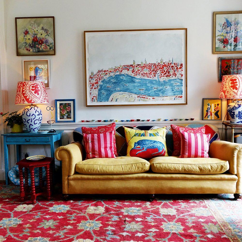 Cath Kidston's Joyful Country Home