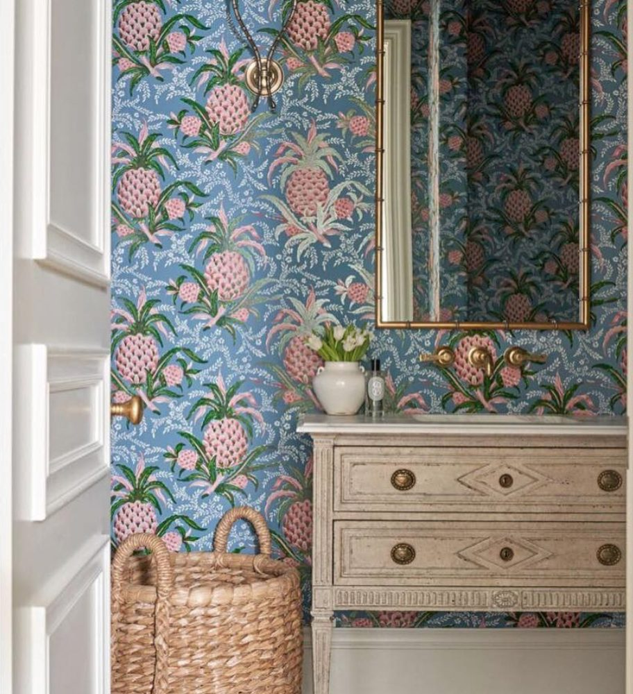 Gallery: Uplifting Bathrooms Bursting with Personality
