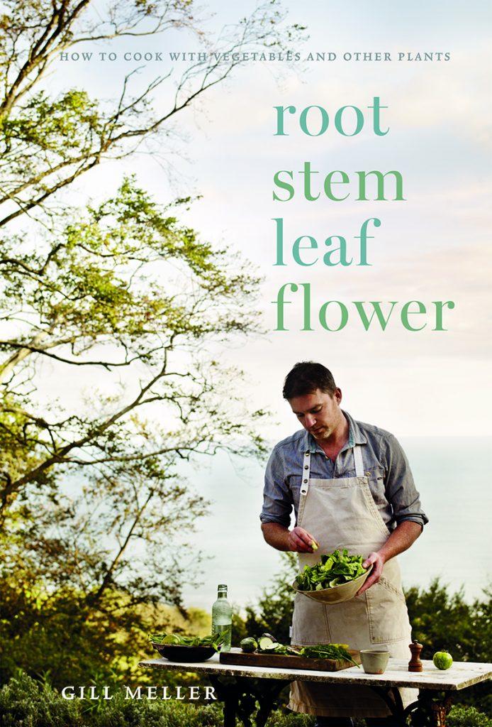 Root, Stem, Leaf, Flower by Gill Meller, published by Quadrille book jacket
