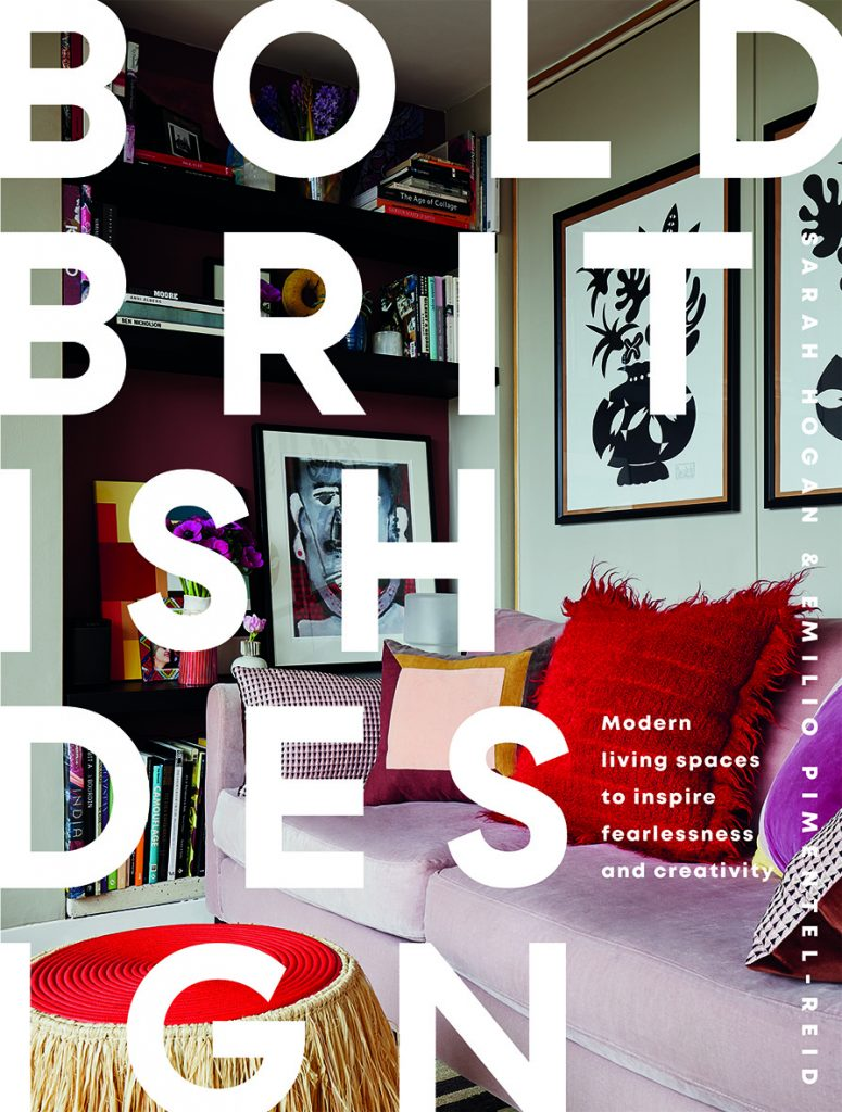 Bold British Design by Emilio Pimentel-Reid published by Quadrille ©Sarah Hogan