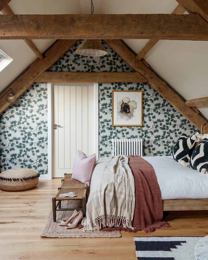 Anthology Farm family bedroom © Philip Durrant