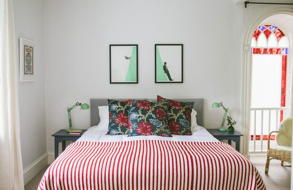 Brownber Hall Double Twin Bedroom