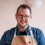 Cook Edd Kimber portrait