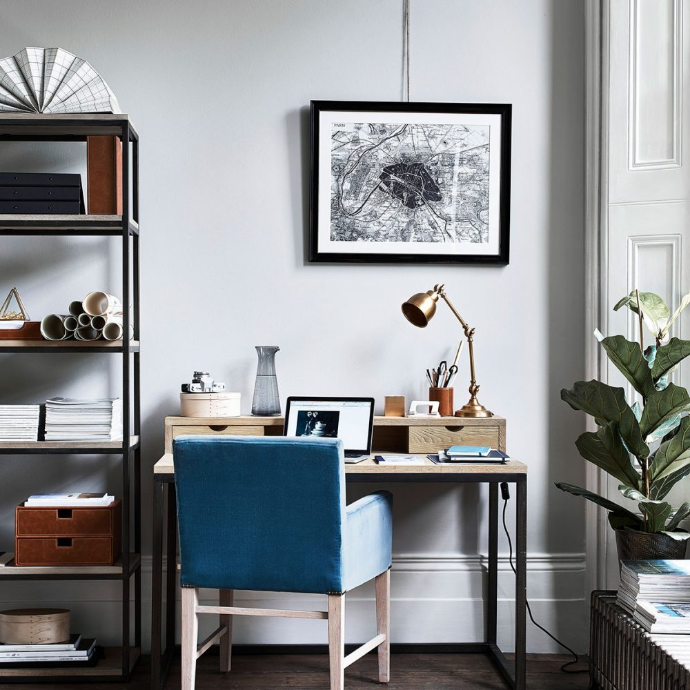 How to Design a Happy and Productive Home Workspace
