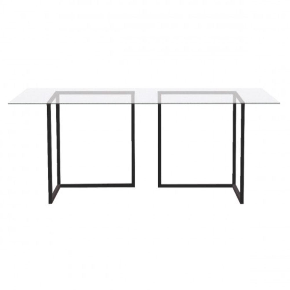 Nic-glass-and-metal-trestle-desk,-£260,-Habitat