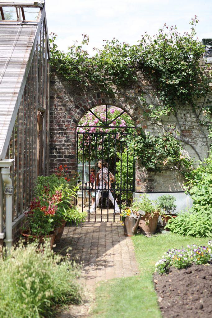 Petersham Nurseries garden