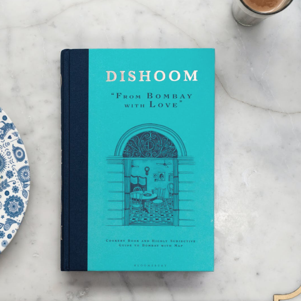 Dishoom: The first ever cookbook from the much-loved Indian restaurant by Shamil Thakrar , Kavi Thakrar, et al., £26, Amazon