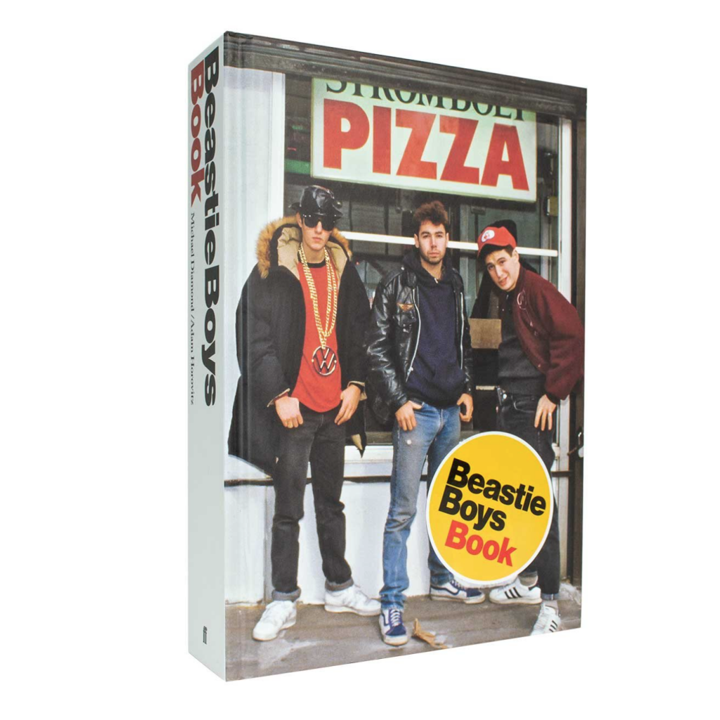 Beastie Boys Book by Michael Diamond and Adam Horovitz, £28, Amazon