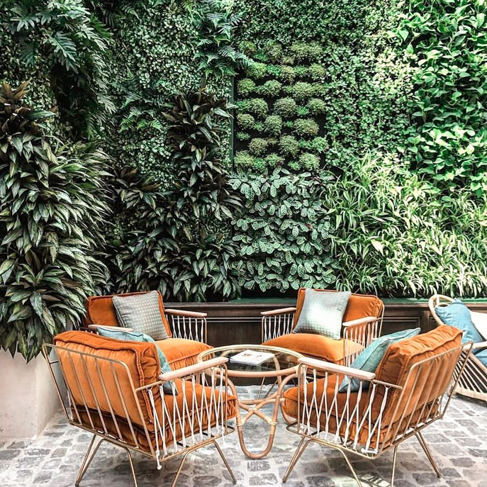 Terence Conran's 10 tips for Creating a Stylish Outdoor Living Space