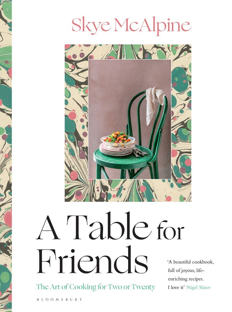 A-Table-for-Friends by Skye McAlpine cover
