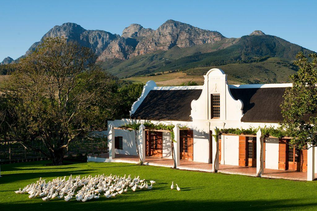 Babylonstoren South Africa exterior Turquoise Holidays