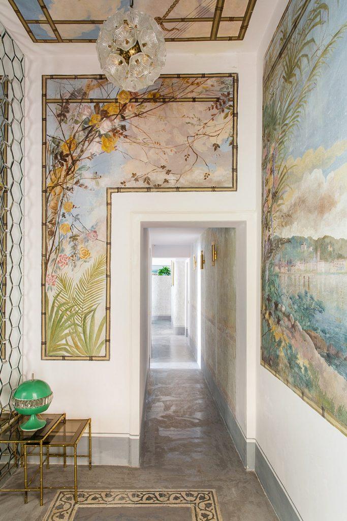 Casa Iris Orbetello Tuscany fresco