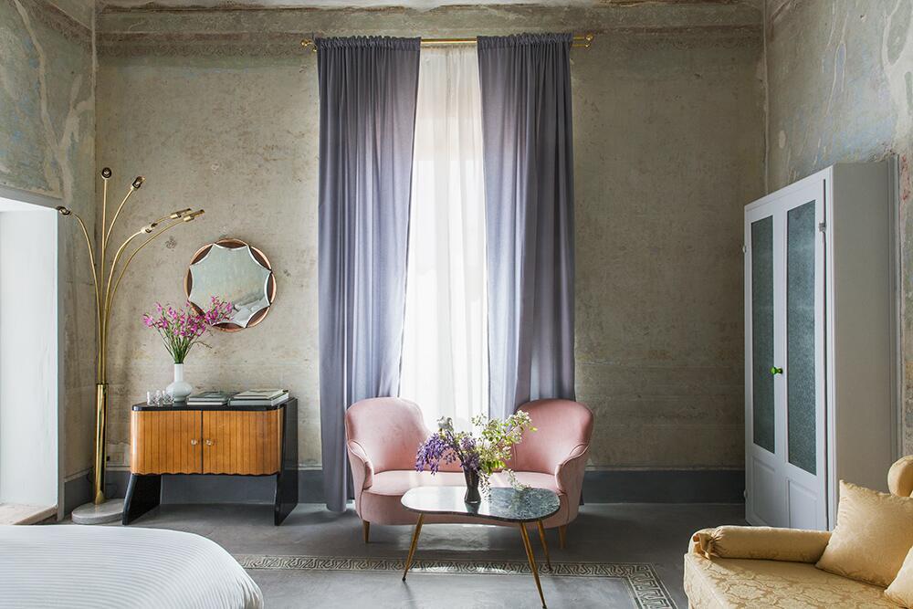 Casa Iris Orbetello Tuscany bedroom