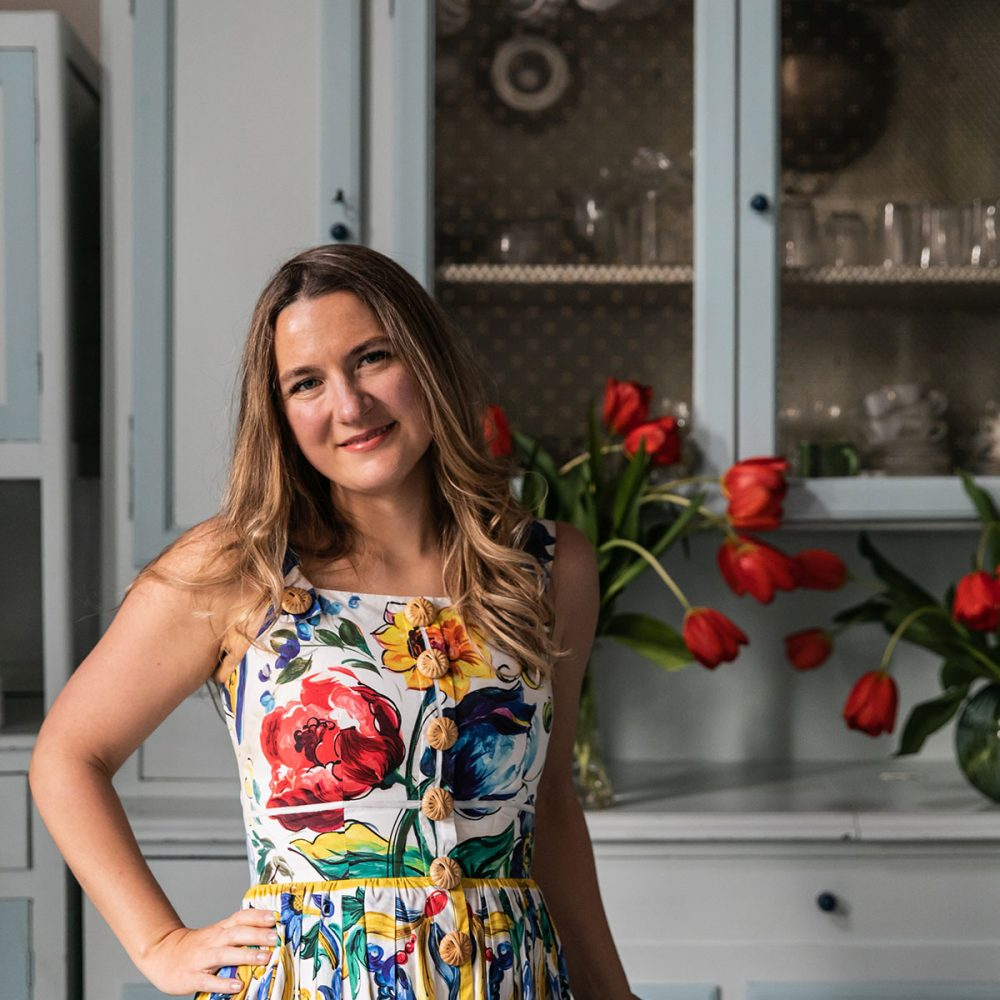 Skye McAlpine on the Joy of Cooking for Friends at Home