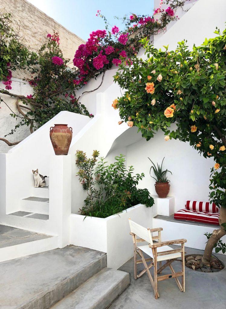 Harbour House, Serifos, Greece, exterior