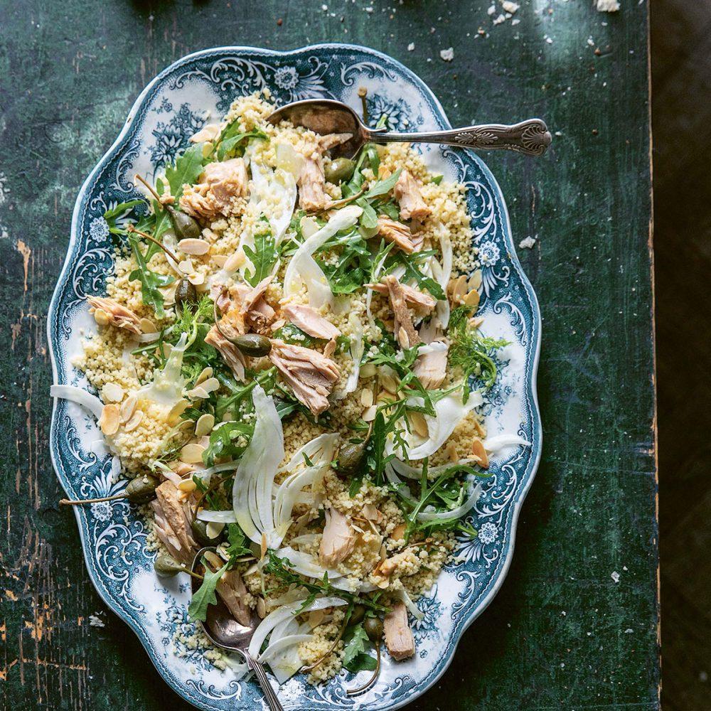 Skye McAlpine's Sicilian Cous Cous Salad